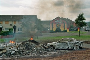 chronifizierte Krise: Belfast (2010)